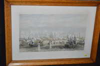 Lot 7-After Charles W* Brierly chromolithograph