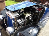 Lot 430-A BSA Coupe Motor Car reg BWK 649