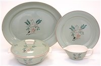Lot 1008-Carter Stabler & Adams Poole earthenware dinner service