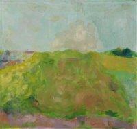1303 - Afdøde Helmuth Thomsen - oil painting