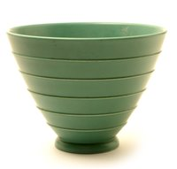 Lot 1006-Keith Murray for Wedgwood bowl.