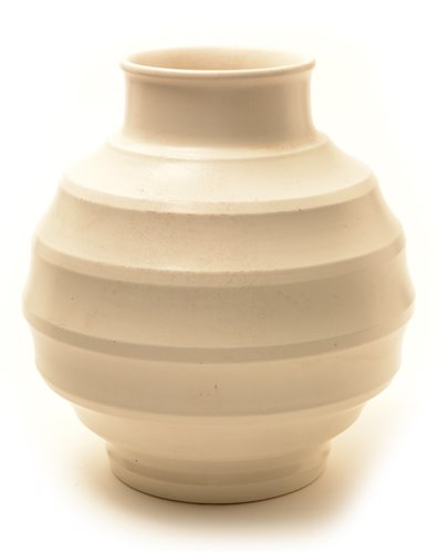 Lot 1003-Keith Murray for Wedgwood vase