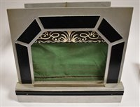 Lot 1524 - Two Triang theatre stages