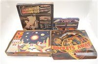 Lot 1525 - Space games