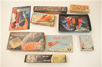 Lot 1526 - Space toys