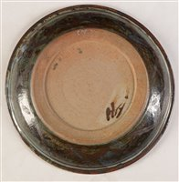 Image for Leach pottery dish William Marshall