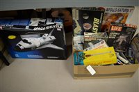 Lot 125 - Space toys and models