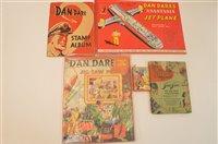 Lot 1530 - Dan Dare collectables