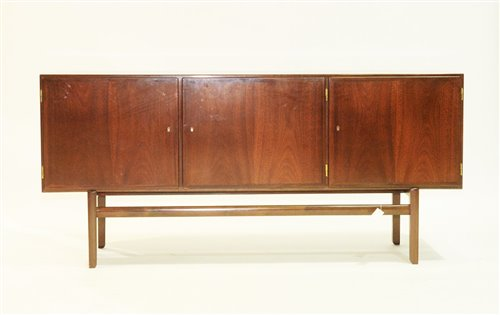 1149 - Ole Wanscher for Poul Jeppesen, Danish, 1950s, sideboard.
