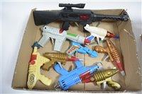 Lot 1546 - Friction Ray guns