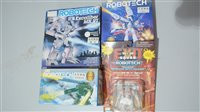 Lot 1556 - Robotech