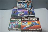 Lot 1005-Grandstand Convertors