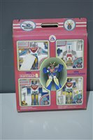 Lot 1006-Daitarn-3 mini set
