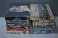 Lot 1572 - Vintage boardgames
