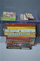Lot 1574 - Vintage boardgames