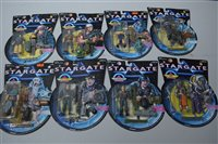 Lot 1582 - Stargate figures by Hasbro