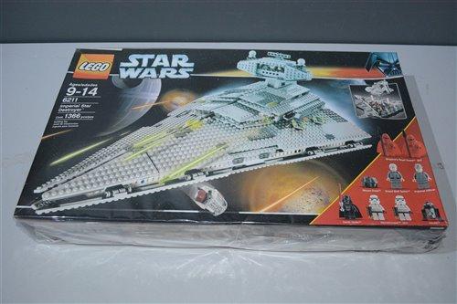 Lot 1189 - Lego Star Wars Imperial Star Destroyer