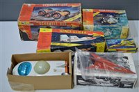 Lot 1588 - Gerry Anderson's Project Sword by Century 21 Toys
