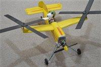 Lot 1590 - Snoopy RC plane