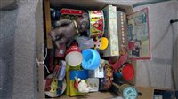 Lot 1593 - Vintage toys