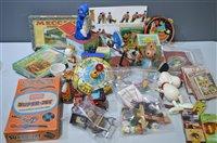 Lot 1595 - Vintage toys