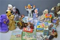 Lot 1596 - Vintage toys
