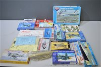 Lot 1518 - Model constructor kits