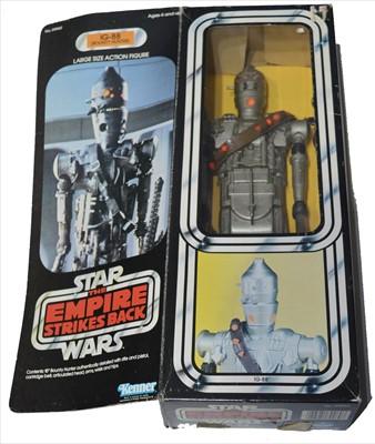 Lot 1207 - Kenner Star Wars IG-88