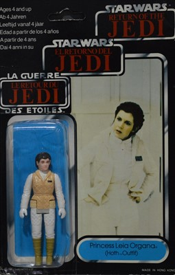 Lot 1239-Star Wars Tri-Logo Princess Leia Organa