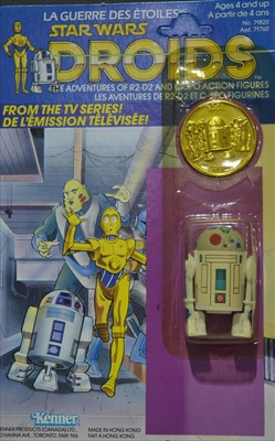 Lot 1258 - Star Wars Droids R2-D2 by Kenner