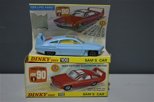 Lot 1507-Dinky Sam's Car