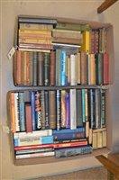 Lot 355-Hardback books