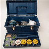 Lot 2-A Fisherman's tackle box