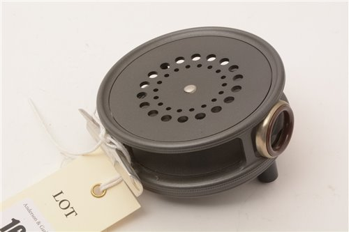 "Lot 163-Hardy's of Alnwick ""The Perfect"" fly fishing reel"