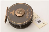 """Lot 158-Hardy's of Alnwick """"The Golden Prince"""" reel"""