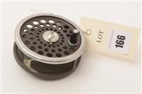 """Lot 166-Hardy's of Alnwickb""""The Marquis"""" trout fly fishing reel"""