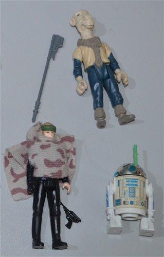 Lot 1267 - Star Wars Figures