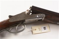 Lot 179-J..P. SAUER & Sohn 16 bore shotgun