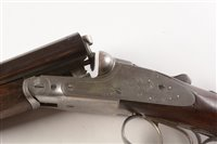 Lot 179-J..P. SAUER & Sohn 16 bore shotgun