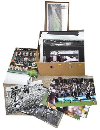 Lot 188 - Newcastle United signatures