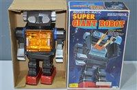 Lot 1012-Horikawa robot