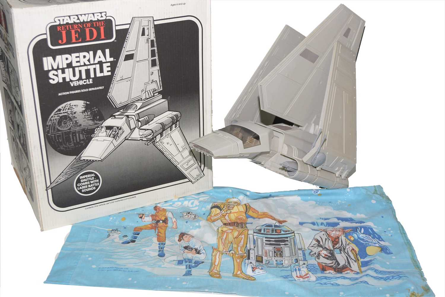 Lot 1298-Star Wars Imperial Shuttle