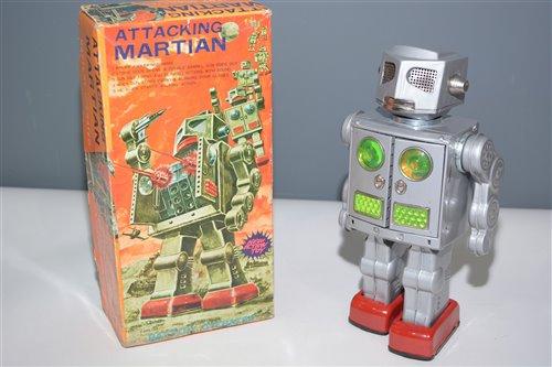 Lot 1009-Horikawa Attacking Martian