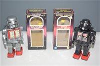 Lot 1018-Space Robots