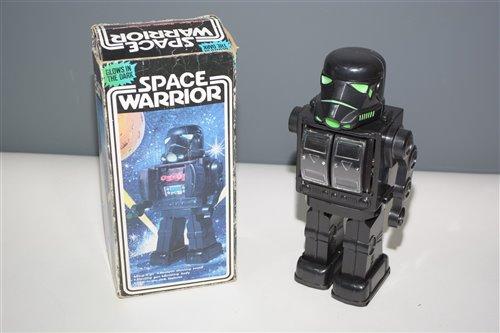 1021 - Space Warrior Robot