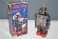 Lot 1016-SH Horikawa Fighting Robot