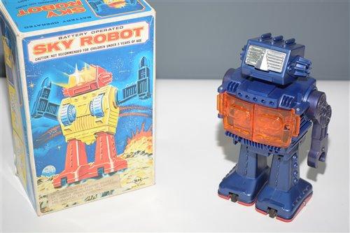1025 - SH Horikawa Sky Robot