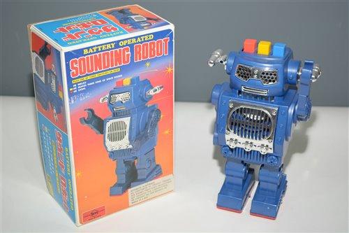 Lot 1027-SH Horikawa Sounding Robot