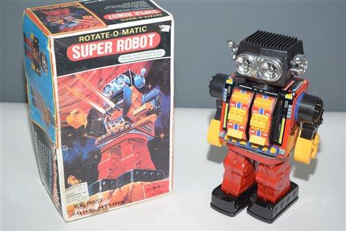 1029 - SH Horikawa Rotate-O-Matic Robot