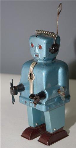 Lot 1048-TN Nomura George G. Wagner Zoomer Ratchet Robot
